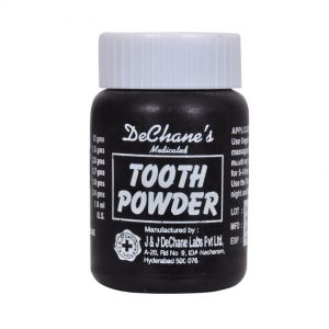 Medicated Tooth Powder